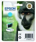 Epson Tintenpatrone/t08924011 Cyan Inhalt 4ml