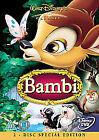 Bambi (DVD, 2005, 2-Disc Set)