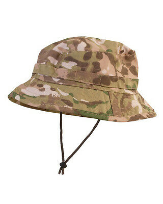 Mens Army Military Bush Boonie Combat Bucket Jungle Hat Cap Camo Sun Clearance