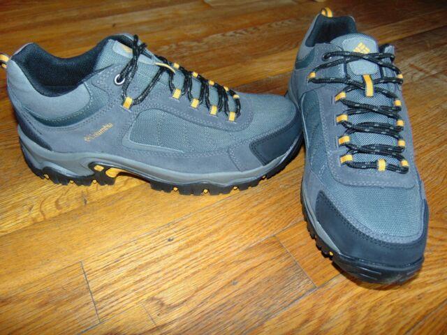 Columbia Mens Granite Ridge Hiking Shoe