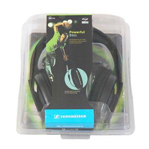 Head-mounted-Sennheiser-HD-202-II-Professional-Stereo-DJ-Deep-Bass-Headphones
