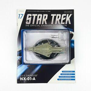Star-Trek-Starship-Collection-USS-DAUNTLESS-NX01-A-Model-Eaglemoss-Issue-17
