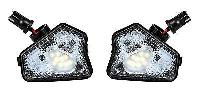 LED SMD Umfeldbeleuchtung Spiegel Umgebungslicht für Skoda und VW 602