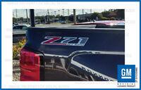 2 - 2016 Z71 Off Road Decals - F Stickers Parts Chevy Silverado Gmc Sierra 4x4