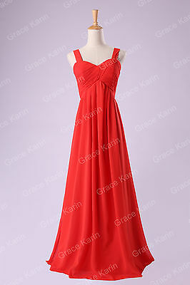 2014 Luxury Wedding Bridesmaid Evening Party Cocktail Ball Gown Formal Dress