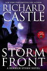 Storm Front (A Derrick Storm Novel) (Castle) by Richard Castle (Paperback, 2013)
