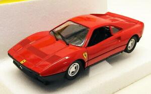 Polistil-1-25-Scale-Model-Car-02214-Ferrari-GTO-Red