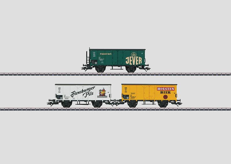 48774 3 nordd. BIRRA Carro DB h0 EP. IV merce nuova-scatola originale