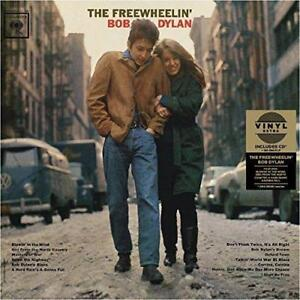 Bob-Dylan-The-Freewheelin-039-Bob-Dylan-CD-Included-NEW-VINYL-LP-CD