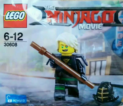 "2 LOT of LEGO /""THE NINJAGO MOVIE/"" #30608 FIGURES BUILDING TOY 7 PC PACKS !!"