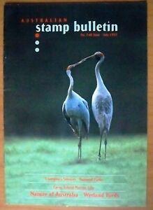 5-x-Australian-Stamp-Bulletin-No-236-237-238-239-240-1996-1997