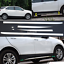 Stainless Side Door Body Molding Cover Trim 6pcs For Chevrolet Equinox 2018-2019