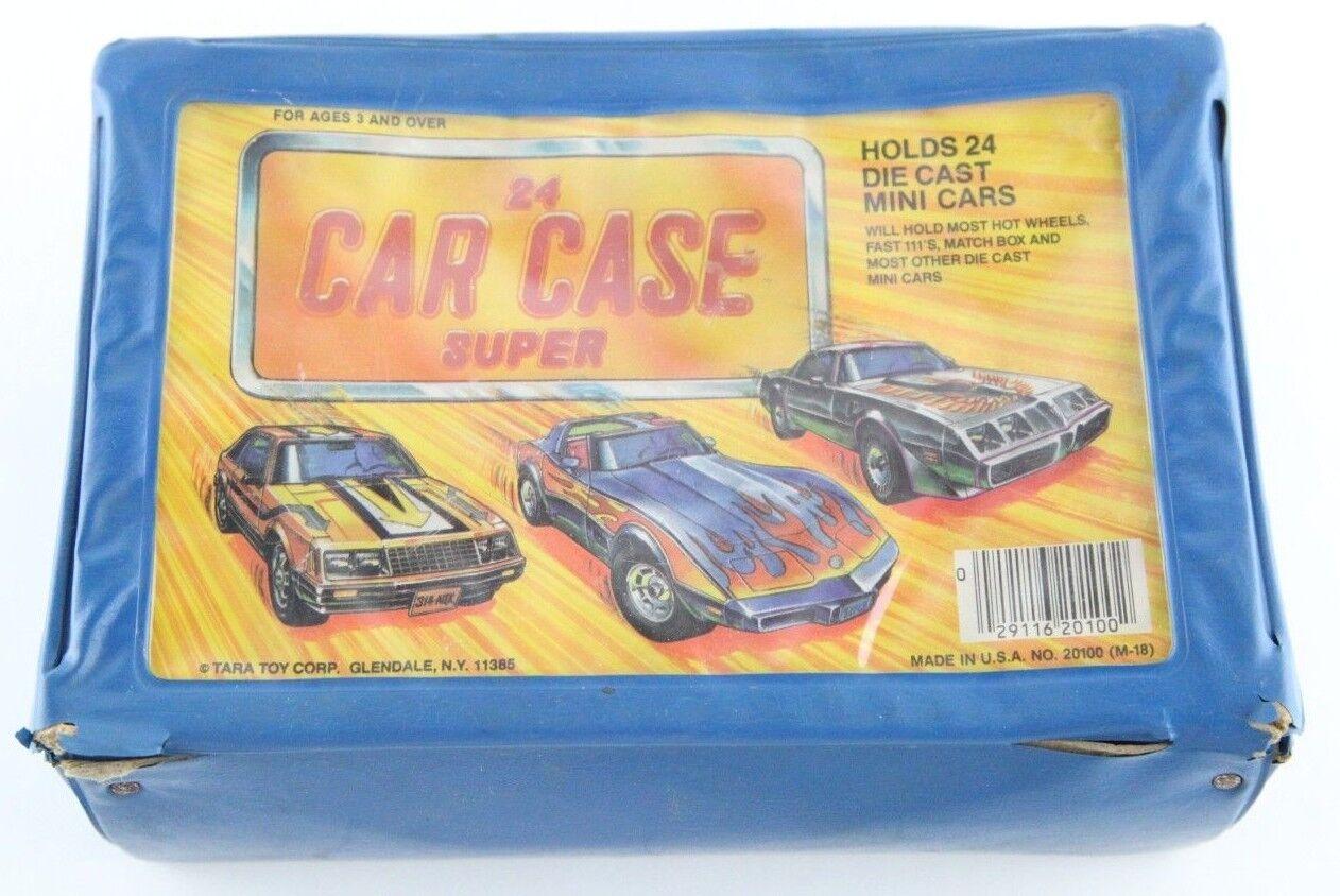 diseños exclusivos Coche VINTAGE caso + 6 Vintage Hot Wheels Matchbox Matchbox Matchbox Majorette CocheS DIECAST  Hay más marcas de productos de alta calidad.