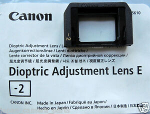 Canon-Dioptric-Adjustment-Lens-E-2-for-EOS-Camera-New