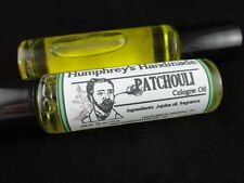 PATCHOULI Men's Cologne Oil, Roll On Cologne, Patchouli Fragrance Perfume Unisex