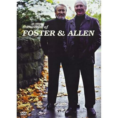 1 of 1 - THE WORLD OF FOSTER & ALLEN 31 GREAT SONGS 2HR UK REGION FREE DVD L NEW