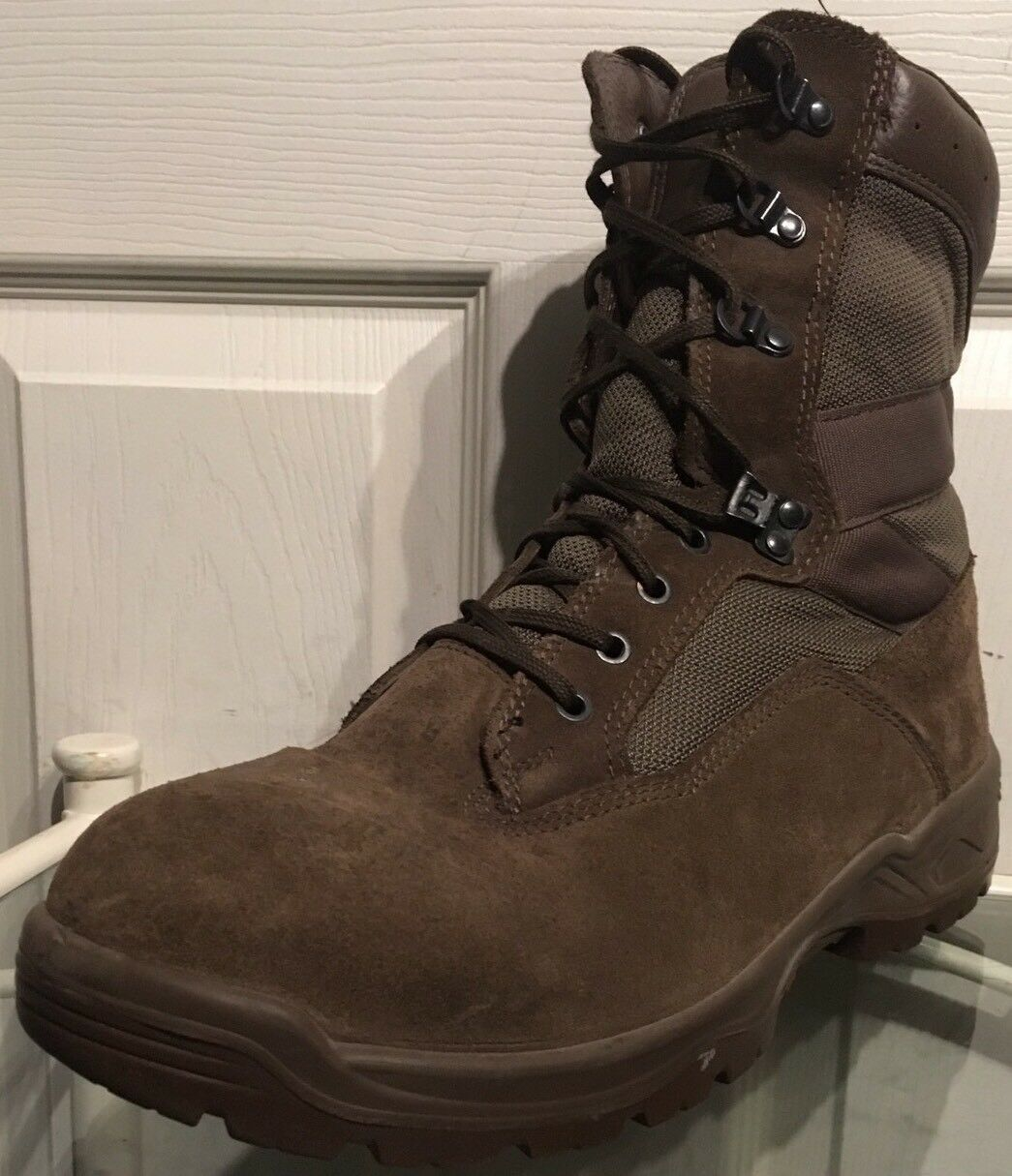 YDS Falcon Army Issue braun Suede MTP Male Male Male Combat Assault Stiefel 11M YDF211M 4a432b