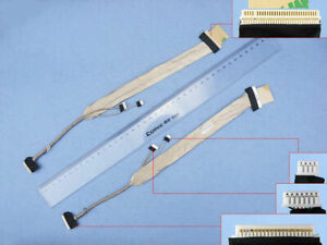 Acer Aspire 7230 & 7530 LED LCD Video Screen Cable with Part Number DD0ZY6LC000