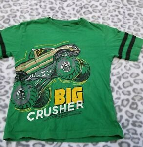 NEW Toddler Boys Football T Shirt Size 4T Sports Top Garanimals Graphic Tee Gray