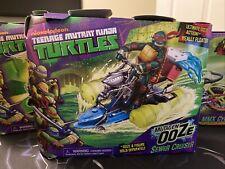 Teenage Mutant Ninja Turtles TMNT Sludgemobile RIGHT Red Sewer Skid Vehicle Part