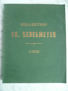 Catálogo De Venta Colección Ch Sedelmeyer Tomo III Pizarras Pintura 1907