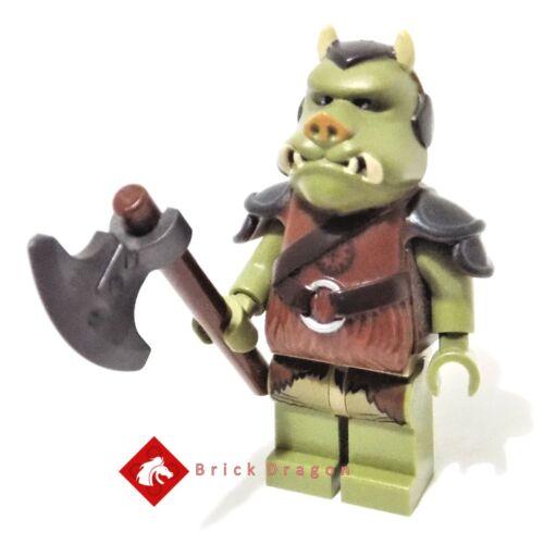 LEGO STAR WARS GAMORREAN guardt figurine from set 9516