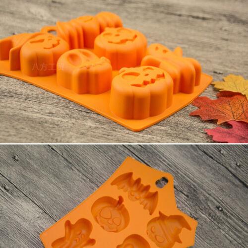 Sonstige Dekoration Kuchen Form Sie Werkzeuge Dekorieren Fondant Halloween Silikon Mobel Wohnen Jaipurfever Com