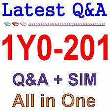 Managing Citrix XenDesktop 7.6 Solutions 1Y0-201 Exam Q&A PDF+SIM