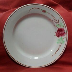 Piatto-in-ceramica-Besio-Mondovi-diametro-cm-23-Antikidea