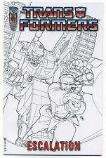 Transformers Escalation #3 (NM)`06 Furman/ Su (VARIANT)