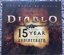 Blizzcon 2011 Exclusive Diablo 15th Year Anniversary Official Soundtrack OST CD