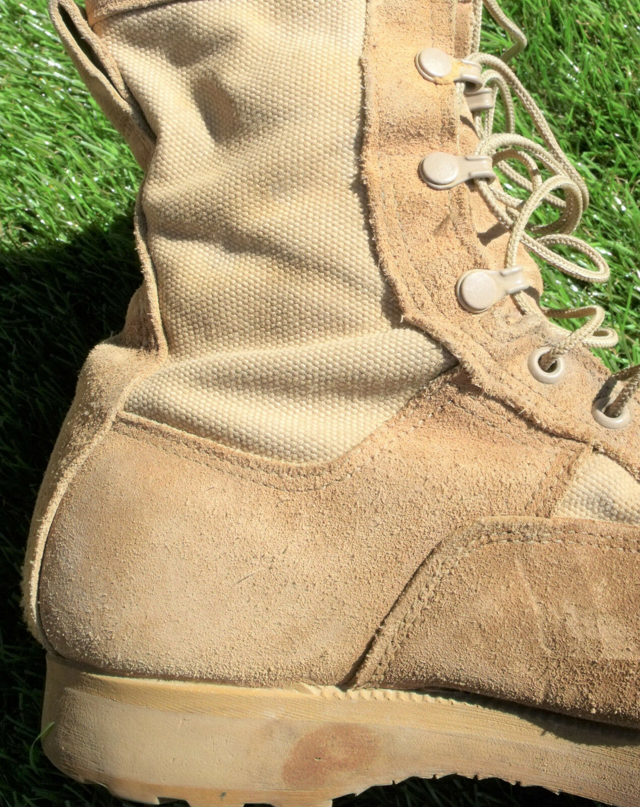 BELLEVILLE Military Temperate Army Stiefel Desert 3Layer Temperate Military Weather GI GORETEX 9.5 R ddb2bf