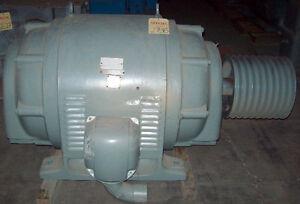 300 hp industrial ac motor ebay for 300 hp ac electric motor