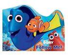 Disney-Pixar Finding Dory: Follow Me! by Bill Scollon (Board book, 2016)
