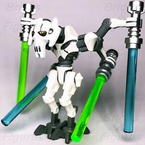 New-Star-Wars-LEGO-General-Grievous-Cyborg-Separatist-Minifigure-75040-75199