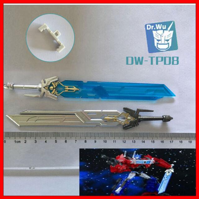 DR.WU DW-TP09N TFP Megatron Saber,Preorder!