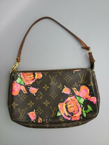 Louis Vuitton Limited Edition Roses Pochette Steph