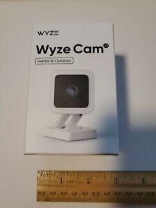 Wyze Cam V3 NEW Indoor & Outdoor