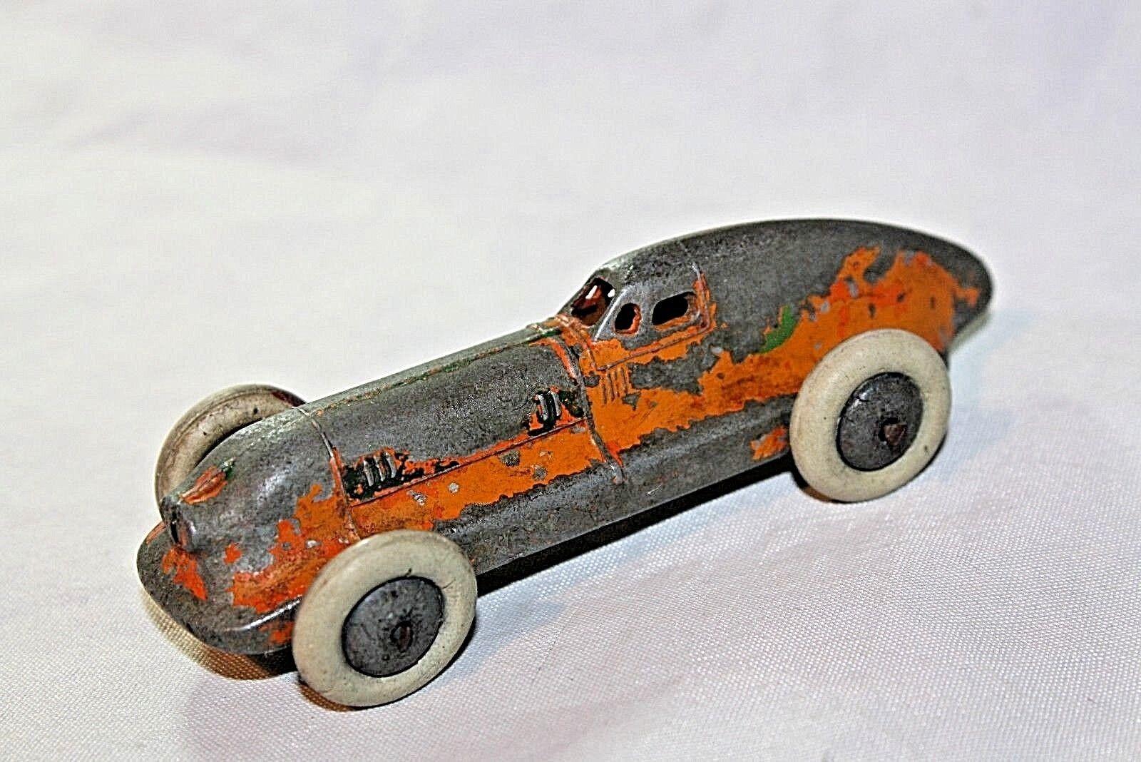 Dinky 23b HOTCHKISS racing  voiture, Pré-guerre  Dans votre attente