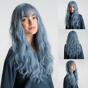 PW-Trendy-High-Temperature-Fiber-Blue-Long-Curly-Bang-Wig-Cosplay-Hairpiece-P