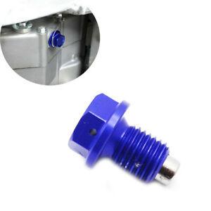 M12xP1.5 CNC Oil Drain Screw Plug Bolt for Yamaha YZ250 YZ250X Serow 250 Tricker XT250X WR250R WR250X WR 250R 250X 2018 nhanh