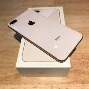 USED Apple iPhone 8 Plus 256GB  - Factory Unlocked, Gold
