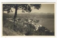 AK Opatija, Abbazia, Gesamtansicht, 1930 Foto-AK