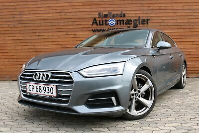 Annonce: Audi A5 2,0 TFSi 190 Sport SB S... - Pris 400.000 kr.