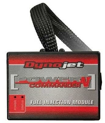 Dynojet Power Commander PC 5 PC5 PCV PC V Fuel Only Kawasaki KFX450 KFX 450