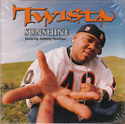 CD CARTONNE CARDSLEEVE TWISTA FEAT ANTHONY HAMILTON SUNSHINE 2T NEUF SCELLE