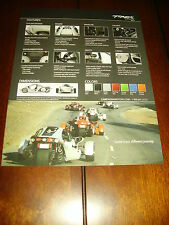 2013 T-REX 14R CAMPAGNA TRIKE   ***DOUBLE SIDED SALES SHEET / BROCHURE