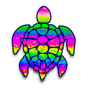 """3/"""" Turtle Sticker for Phones cars trucks and laptops decal"""