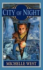 City of Night: A Novel of the House War - Good - West, Michelle - Mass Market Pa