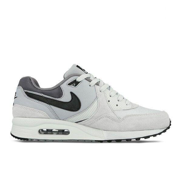 schuhe Nike Air Max Light Essential herren Weiß baffo schwarz